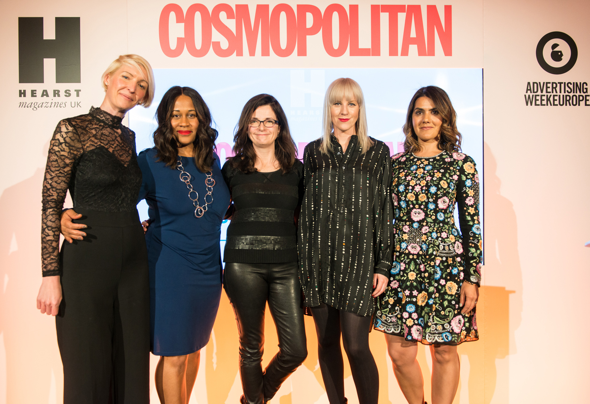 Cosmopolitan celebrates influential female talent at annual Ad Week Europe event - Hearst UK