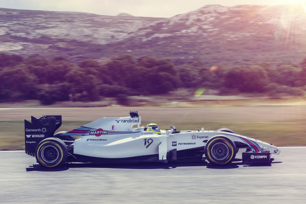 Esquire & Williams Martini Racing Partnership 1