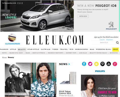 Hearst Magazines Uk And Global Collaborate In Media First