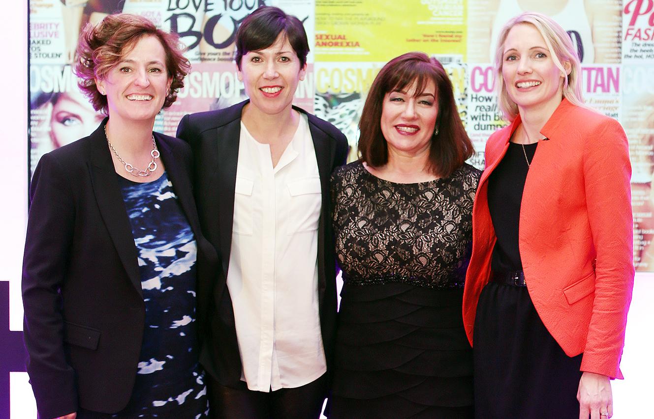 Hearst Magazines Uk Celebrates Female Advertising Industry