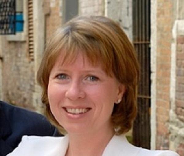 Claire Blunt, CFO