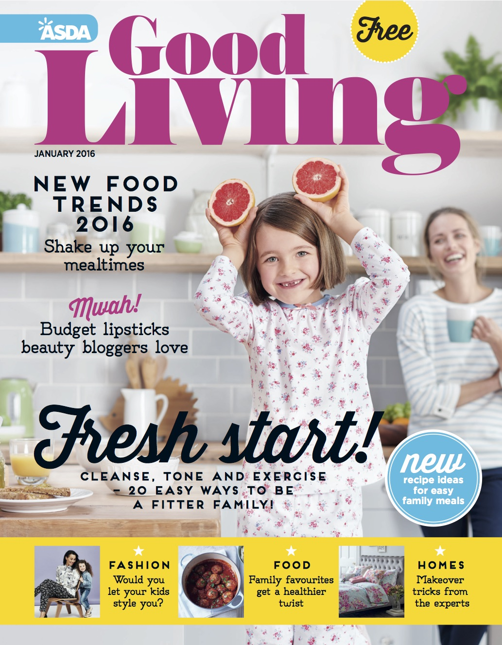hearst magazines uk relaunches asda magazine bolsters