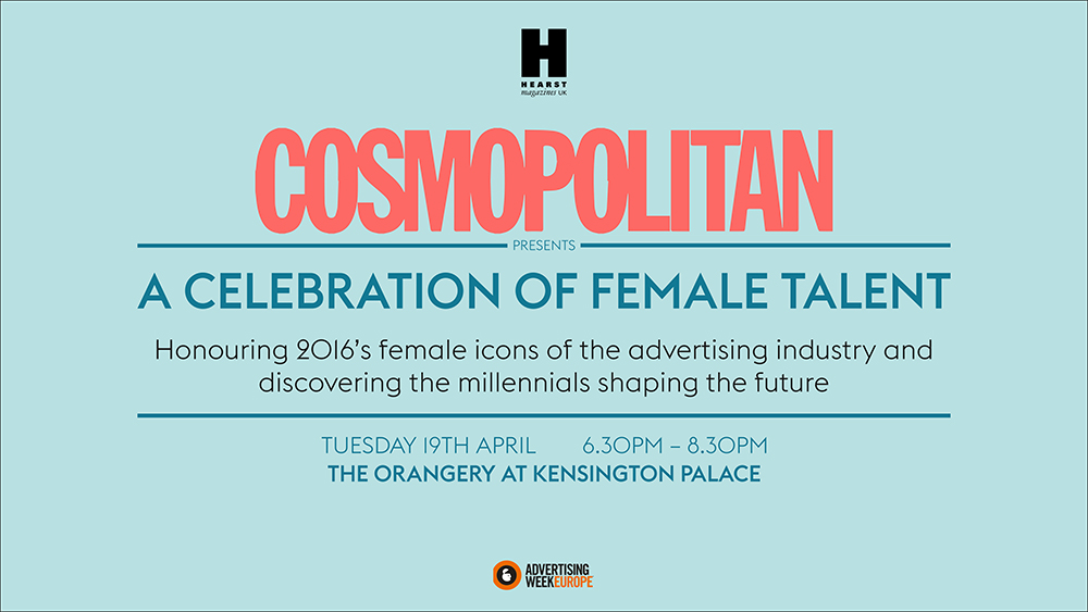 Cosmopolitan A Celebration of Female Talent