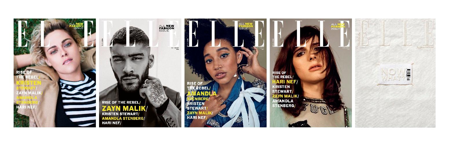 Hearst Magazines Uk Refreshes Elle Uk With Innovative